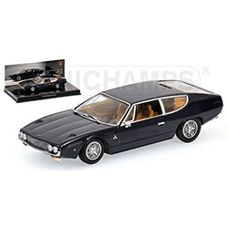 MINICHAMPS1/43 ランボルギーニ エスパーダ 1968 (ブルー) ミュージアムシリーズ