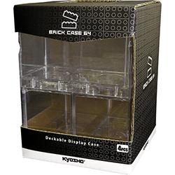 KYOSHO ブリックケース64(4個パック)