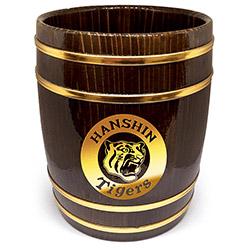 阪神タイガース 国産木樽ジョッキ1L