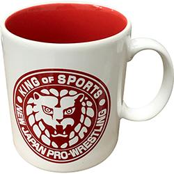 新日本プロレス BIG マグカップ 570ml