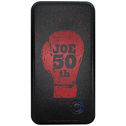 あしたのジョー モバイルバッテリー 50thロゴ黒