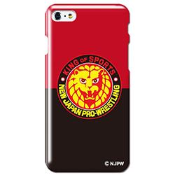 新日本プロレス スマートフォンケース(ハード)ライオンマーク 001