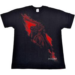 オーバーロード×久米繊維Tシャツ モモン