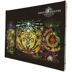 モンスターハンター:ワールド F3キャンパスアート 5匹の竜の話