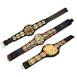 全日本プロレス 3冠ベルトレプリカ 3種セット