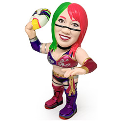 16dソフビコレクション WWE ASUKA The Empress Mask Ver.
