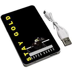 スーパーホース列伝 ステイゴールド モバイルバッテリー