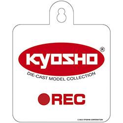 KYOSHO カーサイン ダイキャストロゴver.