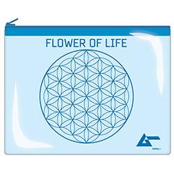 月刊ムー 開運ポーチ FLOWER OF LIFE