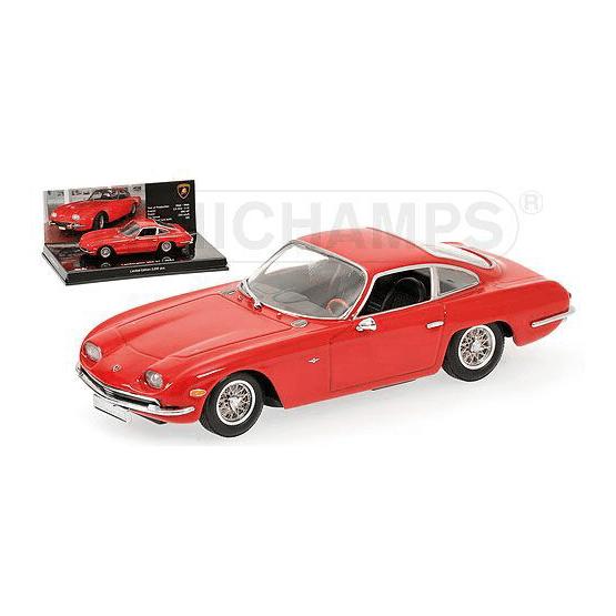 MINICHAMPS1/43 ランボルギーニ 350 GT 1964 (レッド) ミュージアムシリーズ