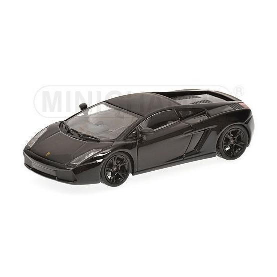 MINICHAMPS1/43 ランボルギーニ ガヤルド 2006 (ブラック)