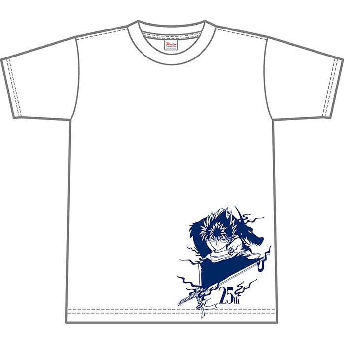 幽☆遊☆白書25th 久米繊維コラボTシャツ Bタイプ