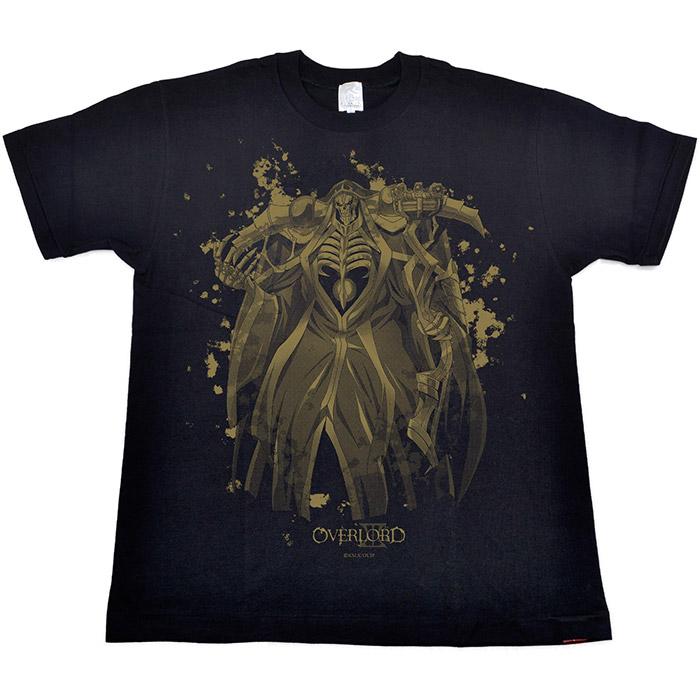 オーバーロード×久米繊維Tシャツ アインズ