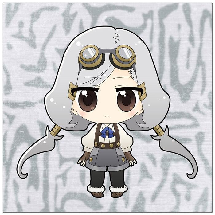 荒野のコトブキ飛行隊 クッション ケイト