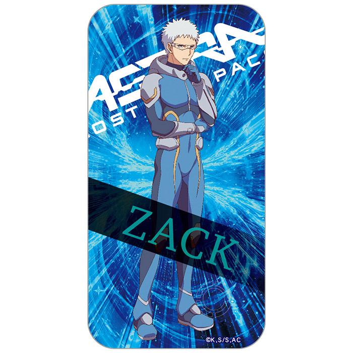 彼方のアストラ モバイルバッテリー ザック・ウォーカー