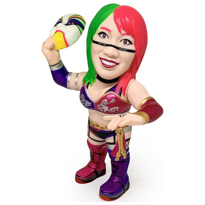 16dソフビコレクション WWE ASUKA The Empress Mask Ver.
