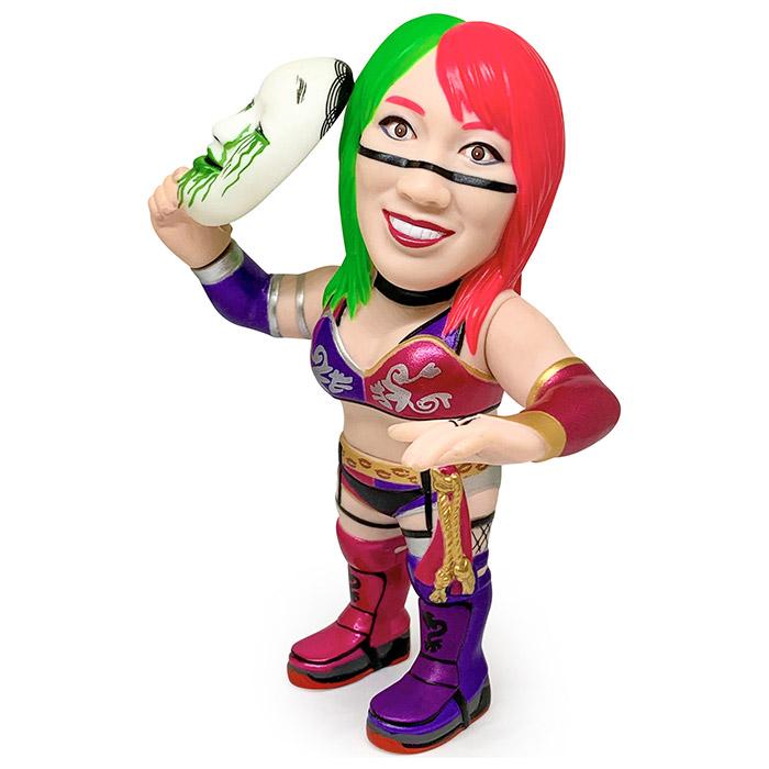 16dソフビコレクション WWE ASUKA Green Mask Ver.(レジェンドマスターズストア限定)