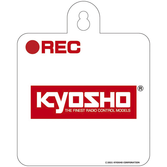 KYOSHO カーサイン RCロゴver.