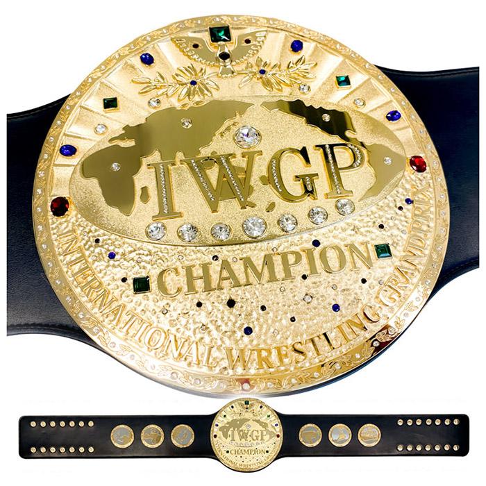 新日本プロレス 初代IWGPヘビー級チャンピオンベルト レプリカ(2次受付)